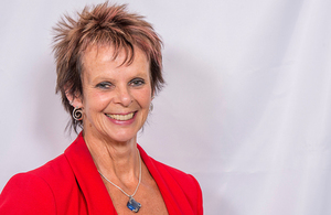 Apprenticeships and Skills Minister Anne Milton
