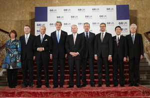G8 Foreign Ministers