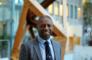 Keith Fraser, YJB Board member