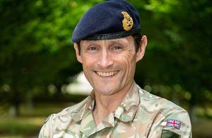 Lt Gen Ivan Jones, Commander Field Army (CFA)