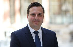 Mr Alan Gogbashian has been appointed Her Majesty's Ambassador to the Republic of Armenia.