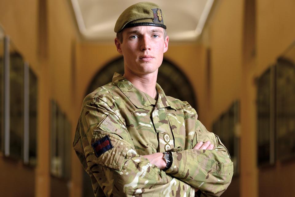Captain Michael Dobbin