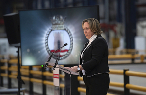 Defence Minister addresses BAE Systems workforce