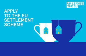 Apply to the EU Settlement Scheme