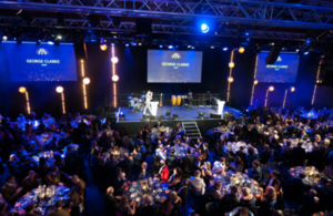 A photo of the National Apprenticeship Awards 2018 venue