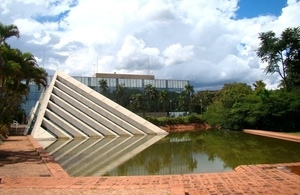 British Embassy Brasilia