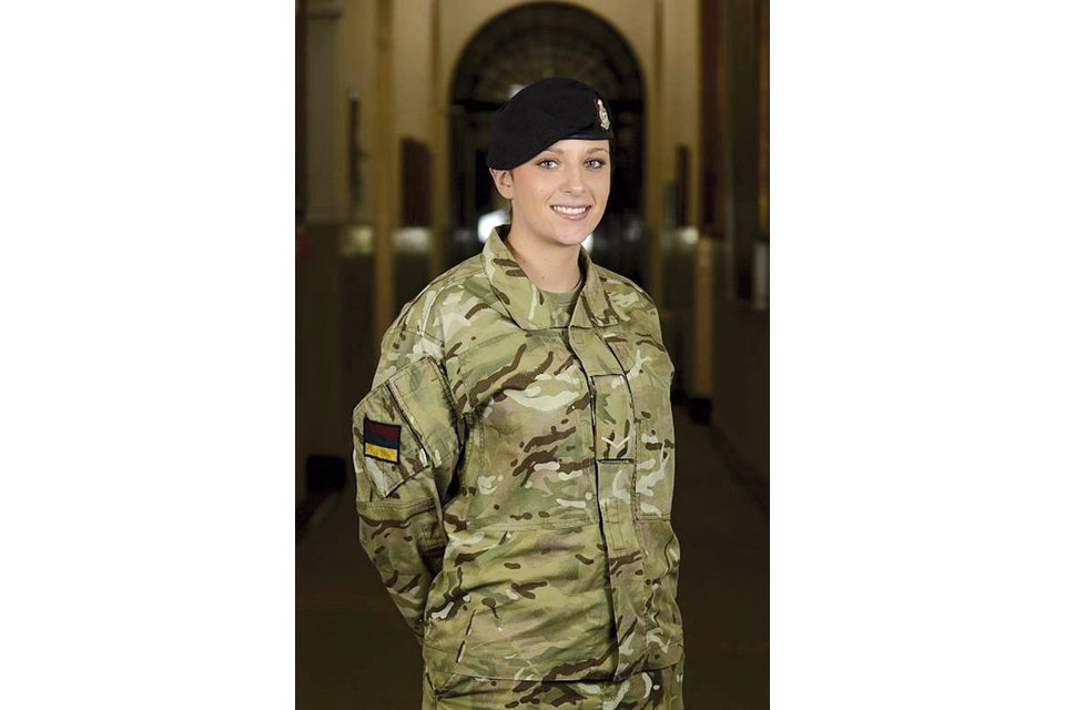 Private Abbie Martin