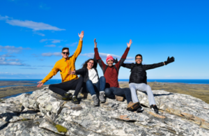 Student trip 2018