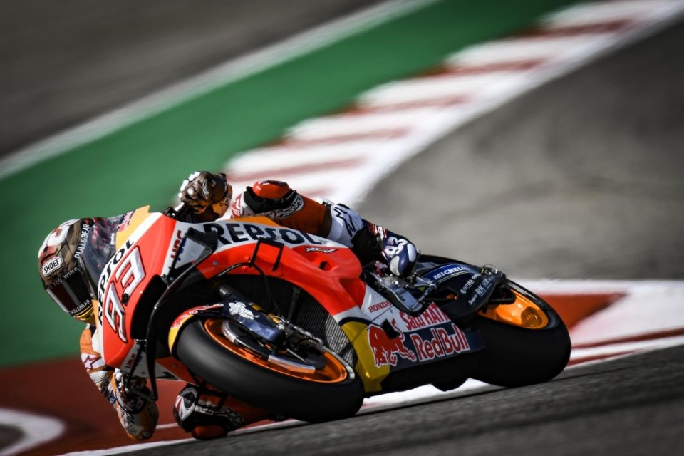 World Champion Marc Marquez