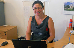 Jacqui Christian, Pitcairn Island native, new Editor of the Pitcairn Miscellany