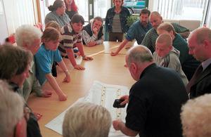 Community planning meeting