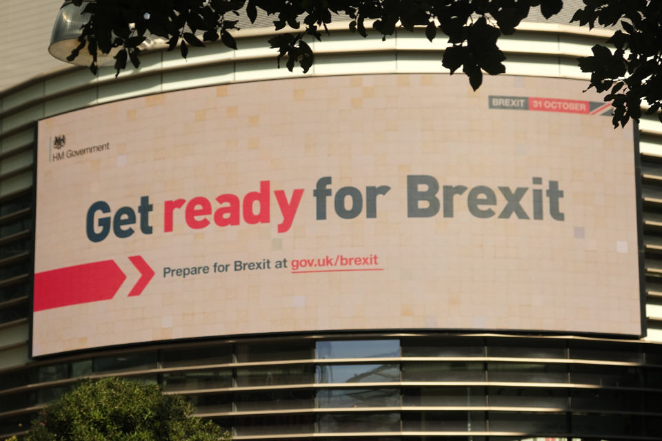 Lanzamiento de la campaña 'Prepárate para el Brexit' (ENG)