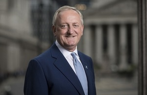 Lord Mayor of London visits Australia to boost financial and professional sector links