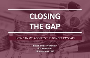 Gender pay gap workshop
