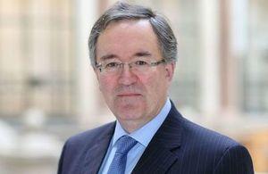 British Ambassador Andrew Noble
