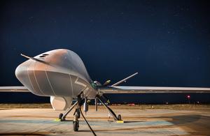 Protector aircraft