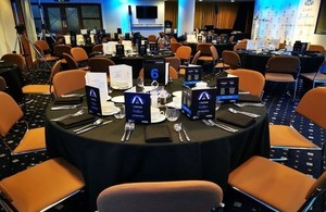 Image of the East of England regional AppAwards19 ceremony.