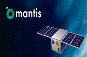 An artists impression of a MANTIS satellite Credit Open Cosmos