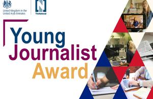 British Embassy's UAE Young Journalist Award