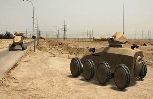 Future Ground Combat Vehicles Image