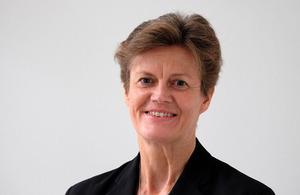 British Ambassador to China, Dame Barbara Woodward