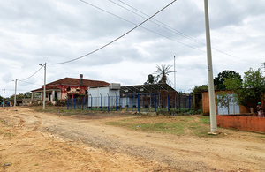 Angola powerlines