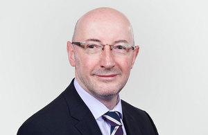 HMRC Interim Chief Executive Jim Harra