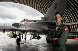 Flight Lieutenant Mathew Stannard