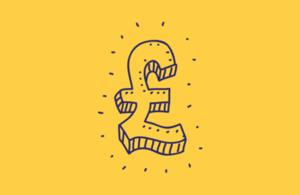 Decorative image of a pound symbol