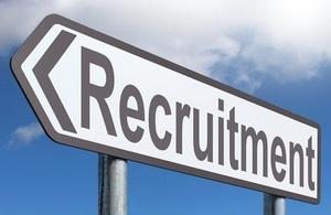 Recruitment signpost