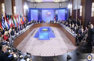 NATO meeting in Georgia