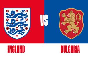 Bulgaria England game