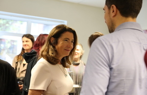 Minister for Equalities Baroness Williams