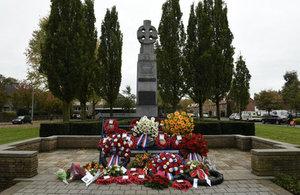 53rd Welsh Division memorial 's-Hertogenbosch