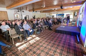 Dounreay's supplier day looks at decommissioning opportunities