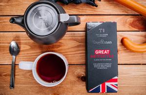 Image of Tregothnan tea