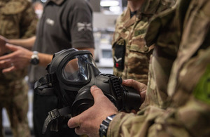 General Service Respirator.