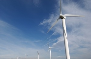 UKEF provide £230 million in support for offshore wind farm in Taiwan