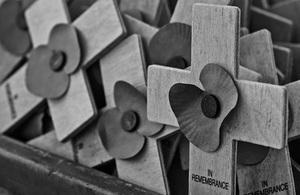 Poppy, Monument, Cross