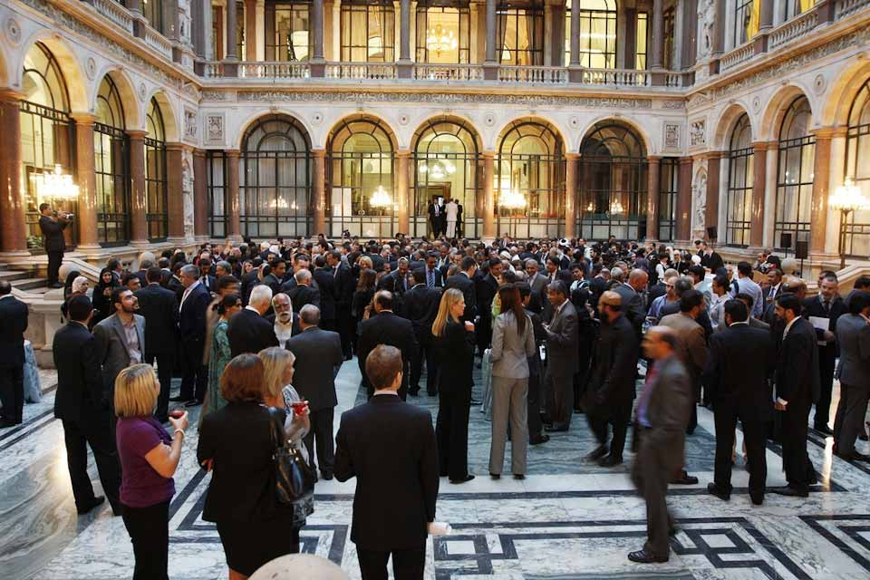Eid reception at FCO