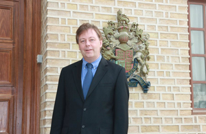 Ambassador Frank Baker