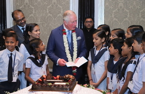 The Prince of Wales in Mumbai