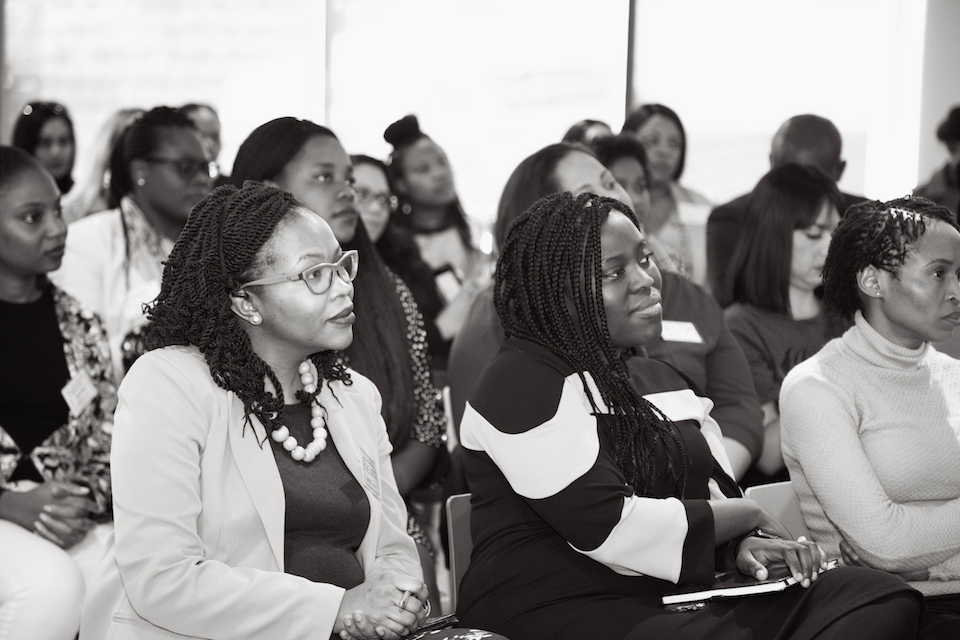 Participants at the Future Females Business School