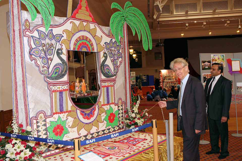 Andrew Stunell visits an exhibition