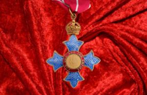 Honours medal