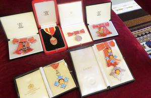 Welsh Secretary Celebrates Achievements Of New Year S Honours Recipients Gov Uk
