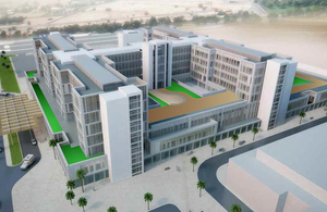 Government backs UK firm to build three hospitals in Oman