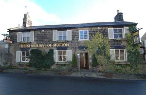 The Shoulder of Mutton pub