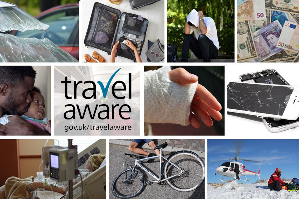 Foreign travel insurance - travelaware