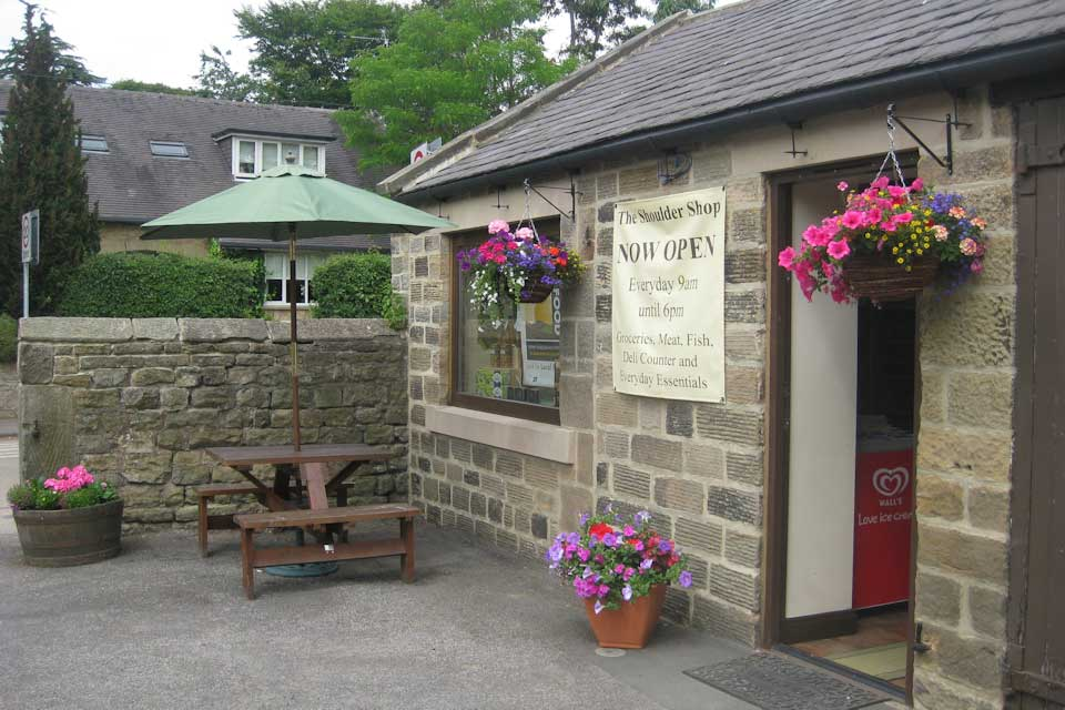 The Shoulder of Mutton shop